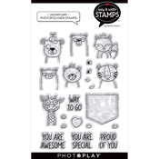 Pocket Pals Stamp Set - Say It With Stamps - Photoplay - PRE ORDER