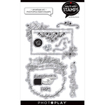 Envelope Art Stamp Set - Say It With Stamps - Photoplay - PRE ORDER