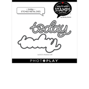 Today Die Set - Say It With Stamps - Photoplay - PRE ORDER