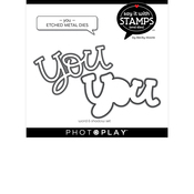 You Die Set - Say It With Stamps - Photoplay - PRE ORDER