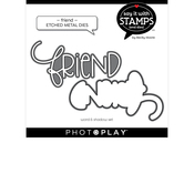 Friend Die Set - Say It With Stamps - Photoplay - PRE ORDER