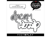 Dream Die Set - Say It With Stamps - Photoplay - PRE ORDER