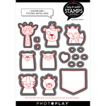 Pocket Pals Die Set - Say It With Stamps - Photoplay - PRE ORDER