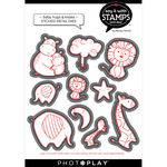 Baby Hugs & Kisses Die Set - Say It With Stamps - Photoplay