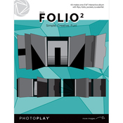 FOLIO 2 6x8 - Black - Photoplay