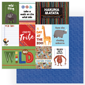 Wild Thing Paper - A Walk on the Wild Side - Photoplay - PRE ORDER
