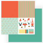 Tulla & Norbert Quad 1 Paper
