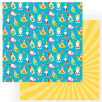Pool Party Paper - Tulla & Norbert's Excellent Adventure - Photoplay - PRE ORDER