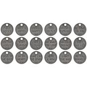 Thought Tokens Idea-Ology Metal Adornments - PRE ORDER