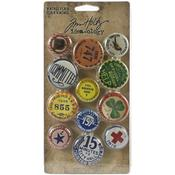 Vintage Flair Idea-Ology Metal Adornments - PRE ORDER