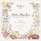 Farm Meadow 12 x 12 Paper Pad - Craft Consortium - PRE ORDER