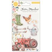 Farm Meadow Clear Stamp Set 1 - Craft Consortium