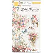 Farm Meadow Clear Stamp Set 4 - Craft Consortium