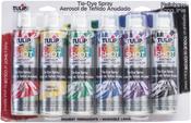 Rainbow - Tulip ColorShot Instant Fabric Color Spray Tie-Dye Kit