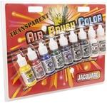 Jacquard Transparent Airbrush Exciter Pack