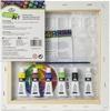 "Unicorn - Canvas Art Paint Kit 10""X10"""