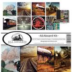 All Aboard Reminisce Collection Kit