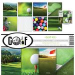 Golf Reminisce Collection Kit