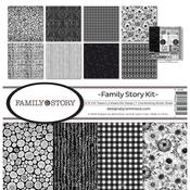 Family Story Reminisce Collection Kit
