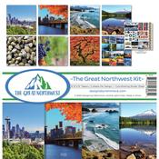 The Great Northwest Reminisce Collection Kit
