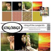 King Of The Jungle Reminisce Collection Kit