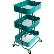 Emerald Green - We R A La Cart Storage Cart