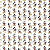 "Disney Mickey Vintage - Disney Patterned Vinyl Sampler 12""X12"""