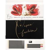 Paper Fashion Pencil Kit