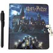 Harry Potter(TM) Hogwarts At Night Invisible Ink Diary