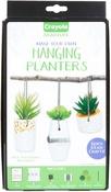 Crayola Hanging Planter Kit