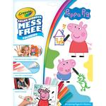 Peppa Pig - Crayola Color Wonder Coloring Pad & Markers