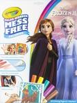 Frozen 2 - Crayola Color Wonder Coloring Pad & Markers