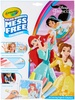 Princess - Crayola Color Wonder Coloring Pad & Markers Keep the Color Wonder fun going with 18 mess-free coloring pages of Disney Princess fun! Color Wonder markers work only on special paper. Won't color on skin, furniture or carpets. Also includes 5 Color Wonder Markers
