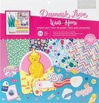 """Write At Home Project Pad 12""""X12"""" - Damask Love"""
