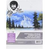 """Bob Ross Disposable Palette 10""""X14"""""""