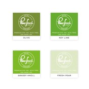 Over The Hills - Premium Dye Cube Ink Pads - Pinkfresh Studio