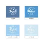 Morning Sky - Premium Dye Cube Ink Pads - Pinkfresh Studio