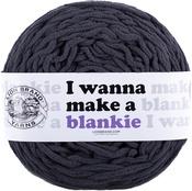 Iron - Lion Brand I Wanna Make A Blankie Yarn