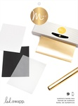 """Assorted Surfaces - Heidi Swapp Minc Surface Pad 8.5""""X11"""""""