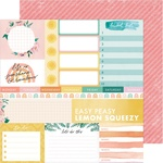 """Daily Dose - Heidi Swapp Storyline Chapters Double-Sided Cardstock 12"""""""