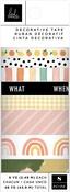 Heidi Swapp Storyline Chapters Washi Tape Rolls