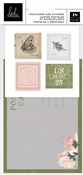 Heidi Swapp Storyline Chapters Postcards & Stamps