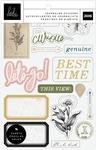 The Journaler - Heidi Swapp Storyline Chapters Mini Sticker Book