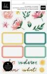 The Planner - Heidi Swapp Storyline Chapters Mini Sticker Book