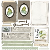 """Vintage Artistry Sage - 49 And Market Collection Pack 12""""X12"""""""