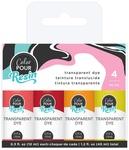 Translucent - Warm - American Crafts Color Pour Resin Dyes
