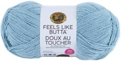 Seafoam - Lion Brand Feels Like Butta Bonus Bundle Yarn