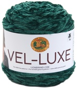Emerald - Lion Brand Yarn Vel-Luxe
