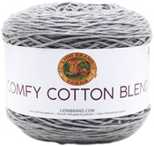Silver Lining - Lion Brand Comfy Cotton Blend Yarn