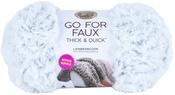 Chinchilla - Lion Brand Go For Faux Thick & Quick Bonus Bundle Yarn